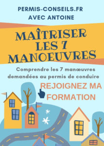 MAÎTRISER LES MANOEUVRES (1)